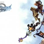 Kingdom Hearts: Birth By Sleep Scan