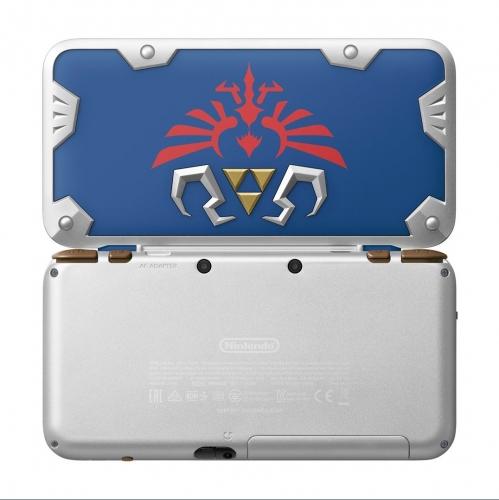 Nintendo2DSXLHylianShieldEdition1